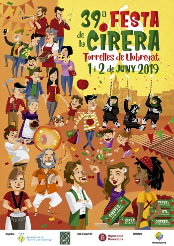 Cartell Festa Cirera 2019